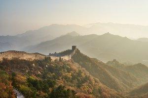 great-wall-china-fall-colors