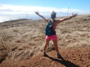 Heidi_Siefkas_at_the_Windmills_Lahaina_Pali_Trail_Maui_Hawaii