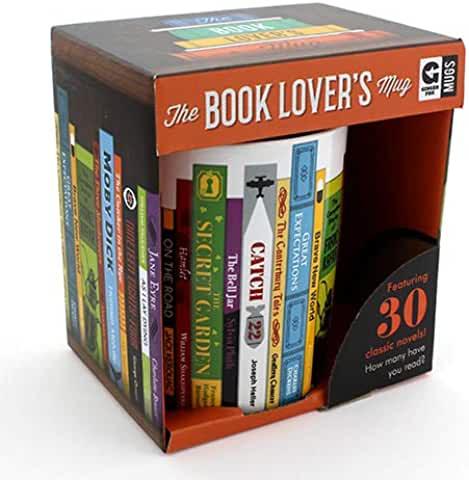 book lover hanukkah gift guide bookish gifts coffee mug tea
