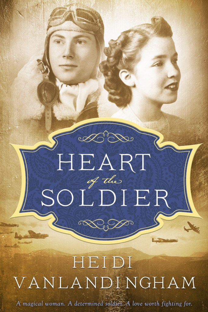 Book Cover: Heart of the Soldier