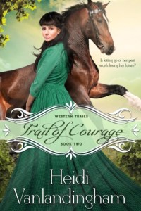 Book Cover: Trail of Courage