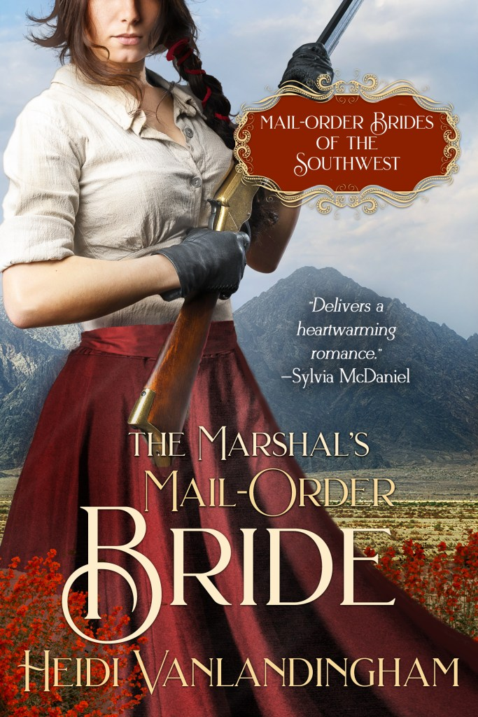 Book Cover: The Marshal's Mail-Order Bride