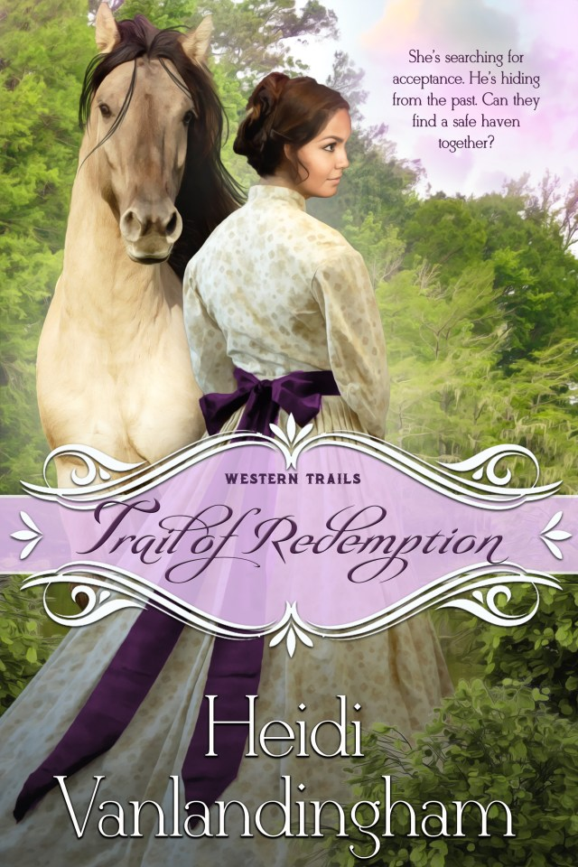 Book Cover: Trail of Redemption