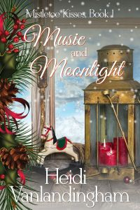 Book Cover: Music and Moonlight (Novella)