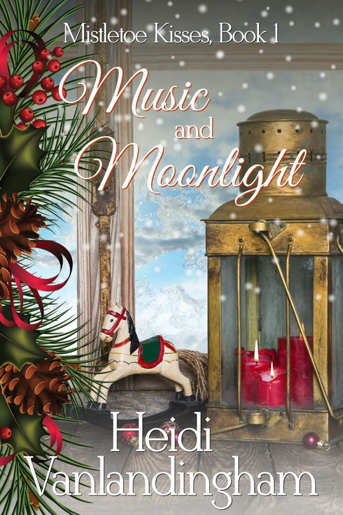Book Cover: Music and Moonlight