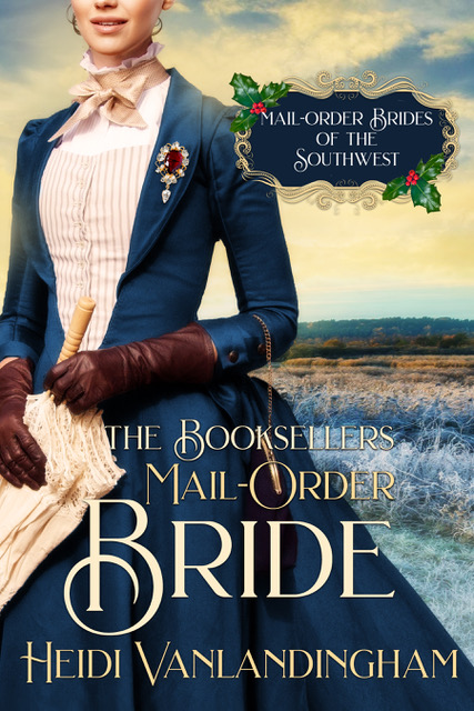 Book Cover: The Bookseller's Mail-Order Bride