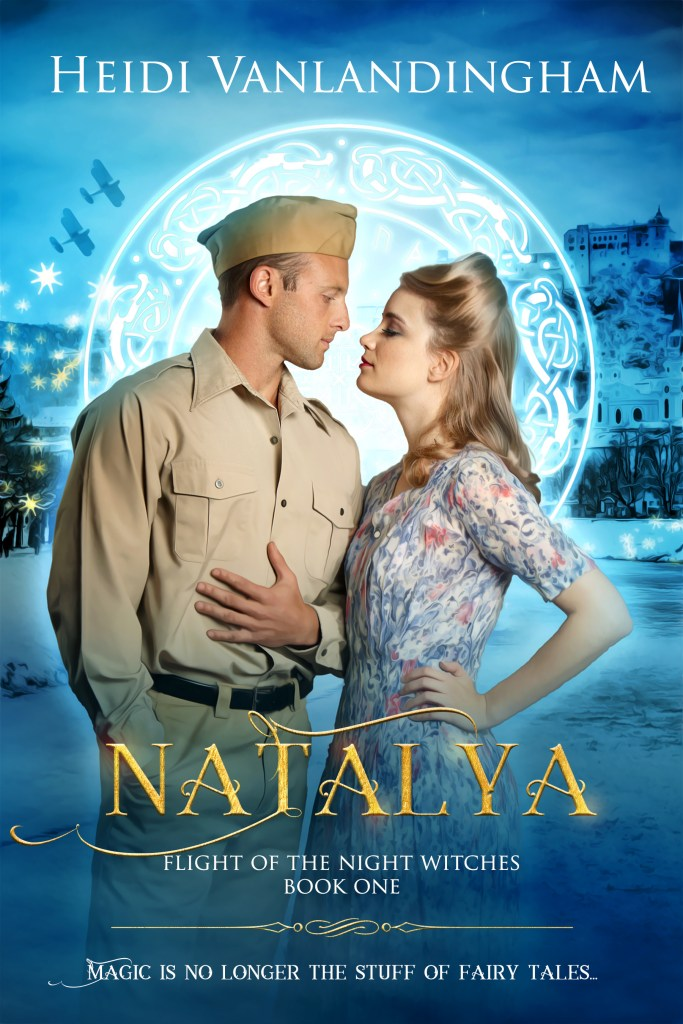 Book Cover: Natalya
