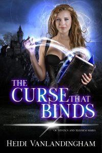 Book Cover: The Curse That Binds
