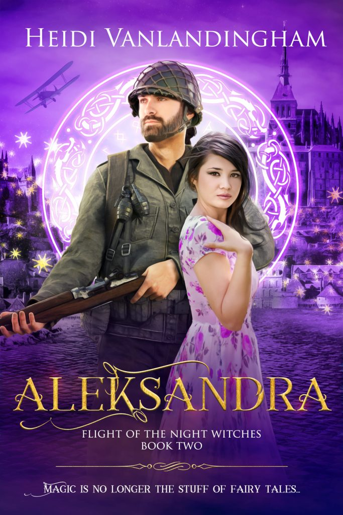 Book Cover: Aleksandra