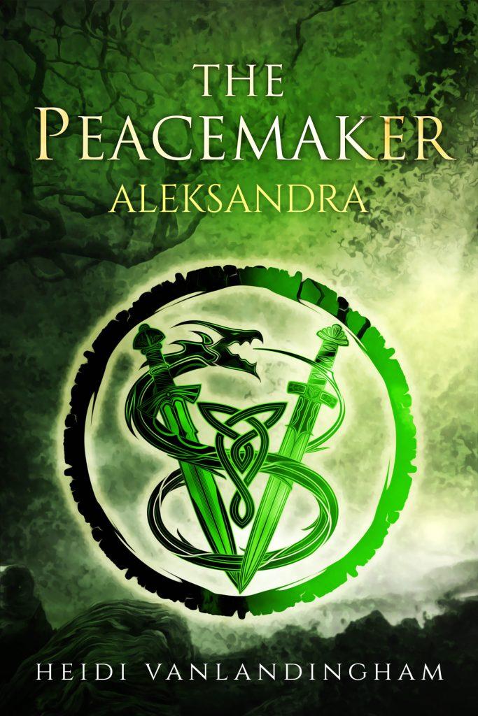 The Peacemaker Aleksandra Cover