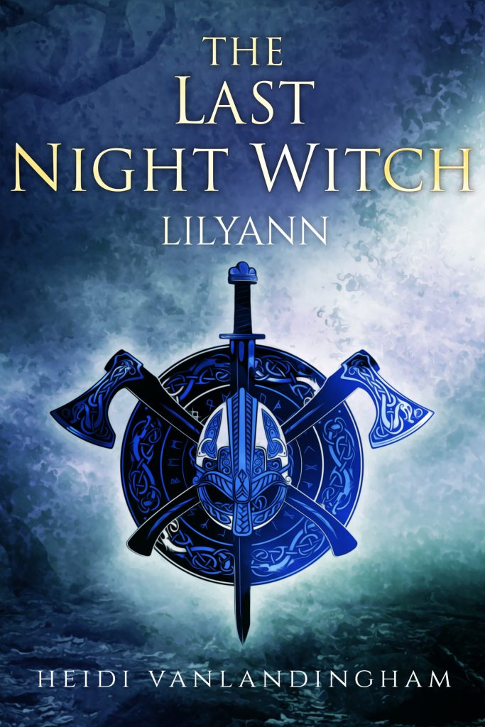 The Last Night Witch: Lilyann Cover