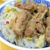 【食記】台南/中西區「聖記軟骨飯」.近海安路小吃
