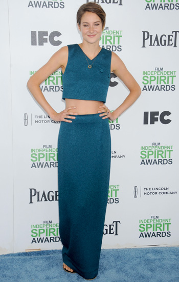 Shailene Woodley Measurements Height And Weight