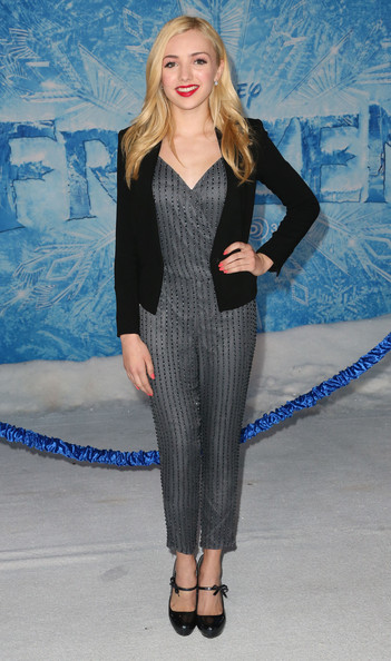 Peyton List Measurements Height And Weight