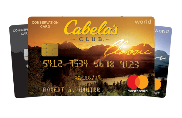 Cabela's Club Visa Credit Card Review