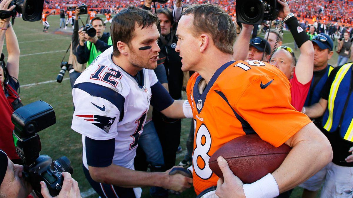 Peyton Manning's height 4