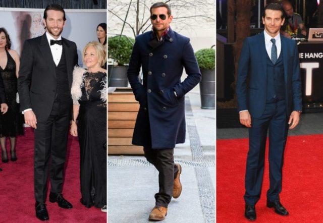 Bradley Cooper's height 7