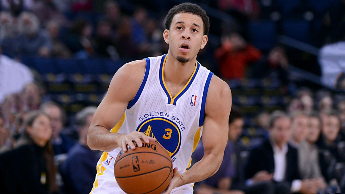 Stephen Curry's brother bro