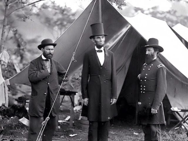 Abraham Lincoln's height
