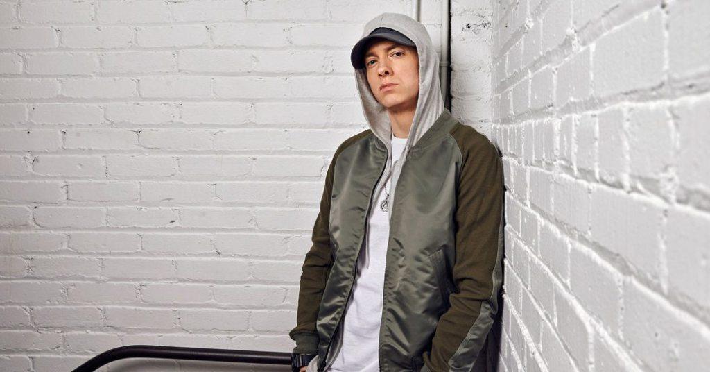 Eminem's mom 2
