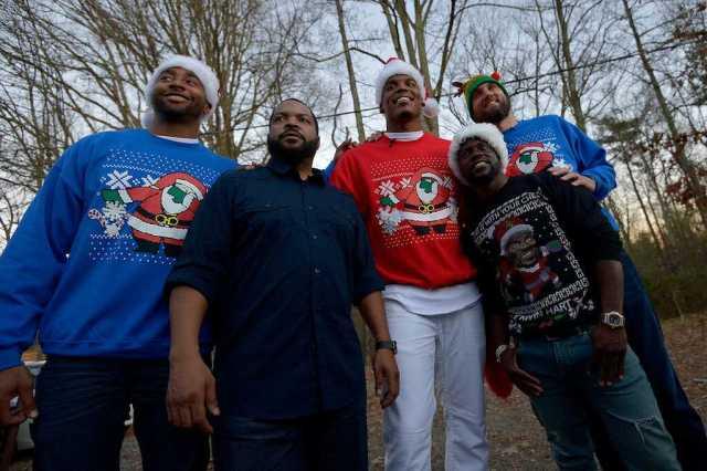 Ice Cube's height 5