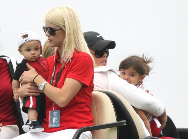 Tiger Woods daughter