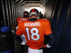 Peyton Manning's height dp