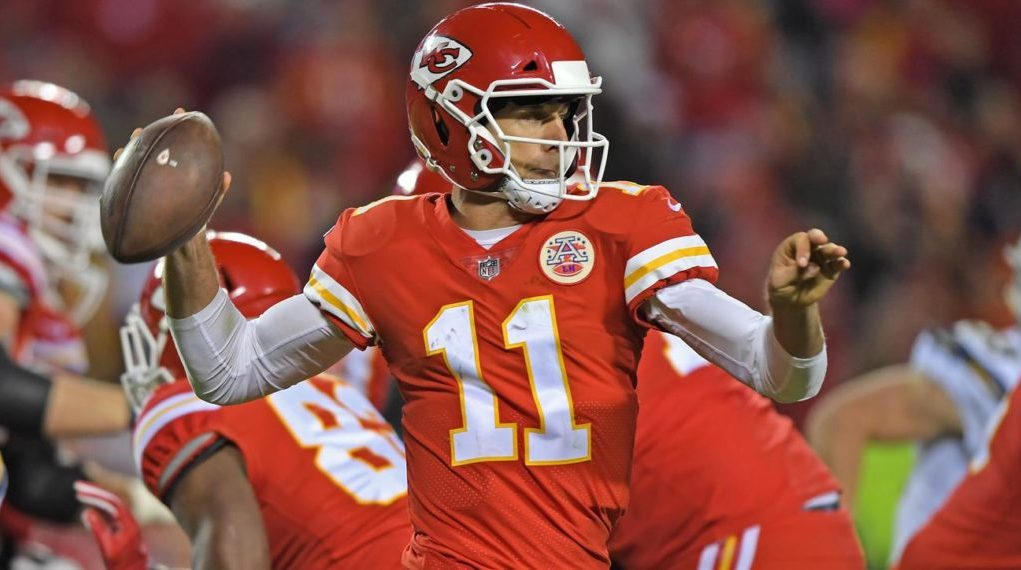 Who is alex smith's wife, Elizabeth Barry? Family, bio, quick facts(