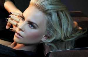 Charlize Theron's height dp