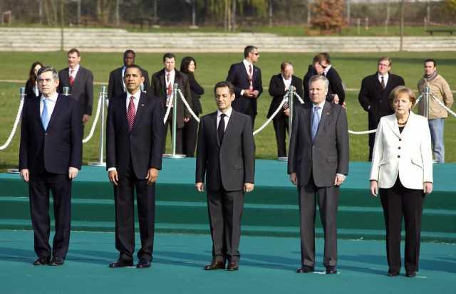 Obama's height 3