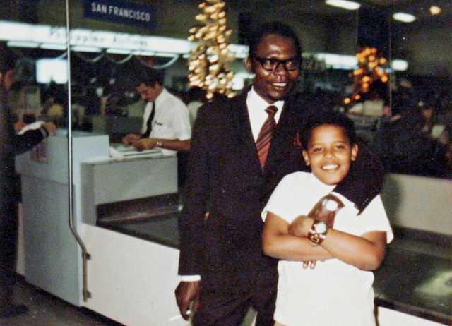 Barack Obama's parents 2