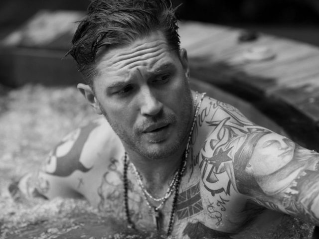 Tom Hardy's wife tattoo1