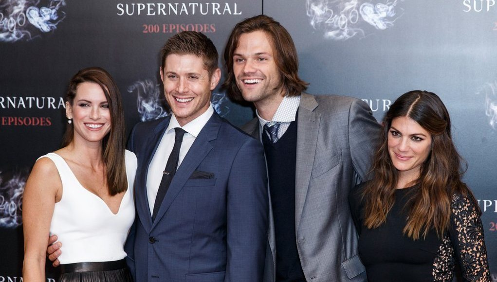 Jared Padalecki's wife dp