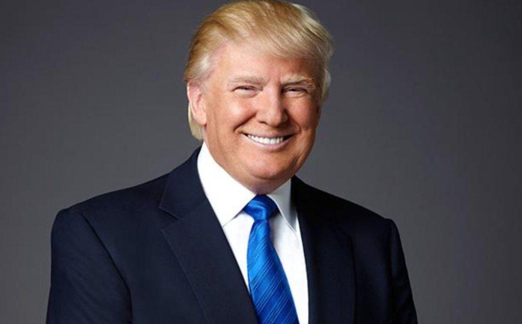 Donald Trump's height 1