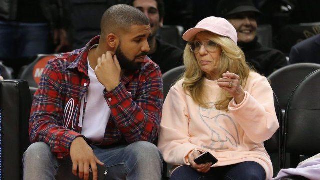 Drake's mom
