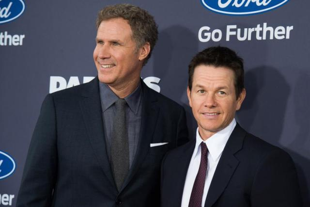 Will Ferrell's height 4