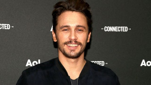 James Franco's height 1
