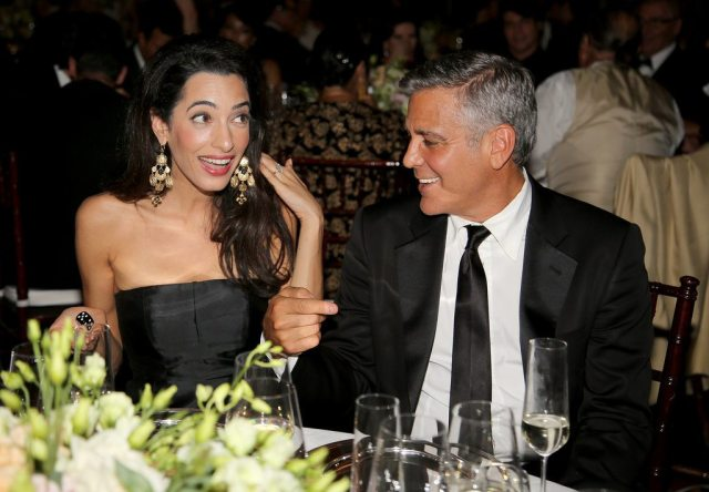 George Clooney's wife 6