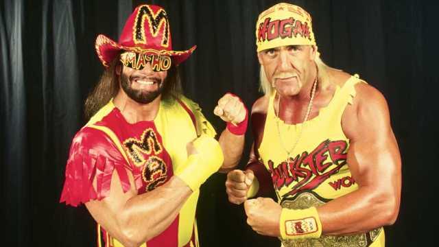Hulk Hogan's height 2