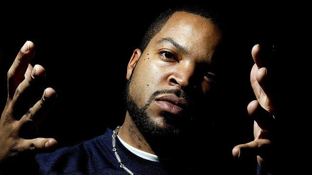 Ice Cube's height 2