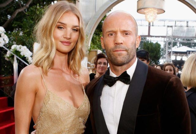 Jason Statham married 1