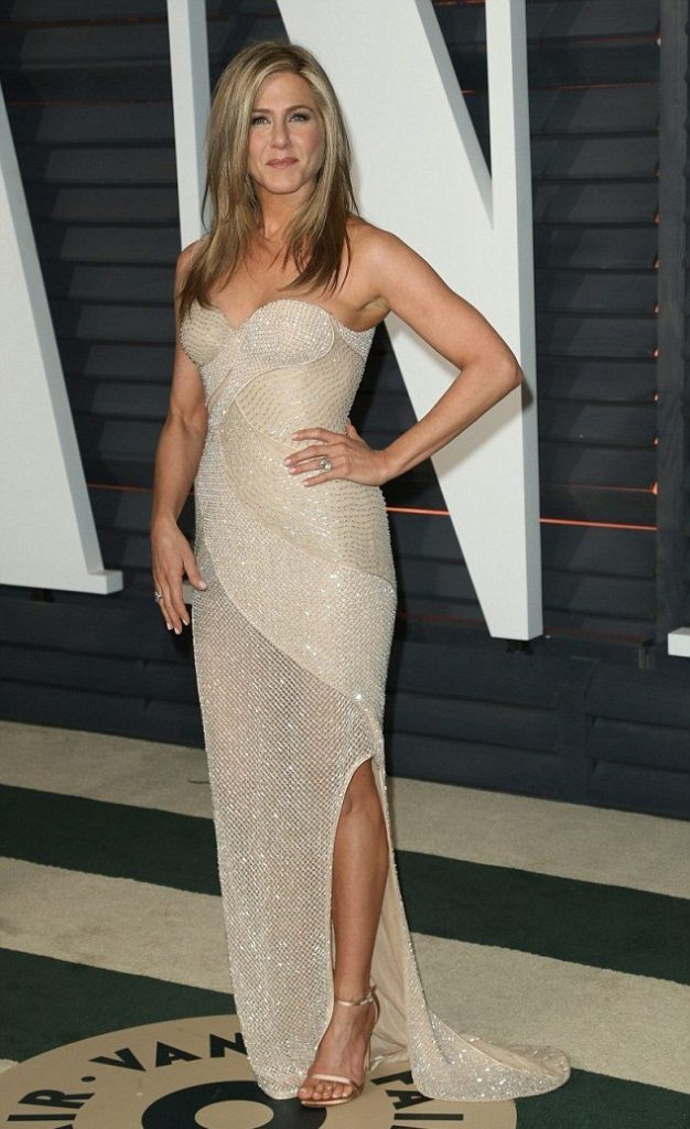 Jennifer Aniston Feet Shoe Size And Shoe Collection