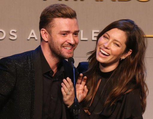 she who Justin Timberlake married