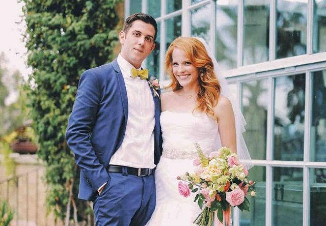 Brian Habecost and Katie Leclerc