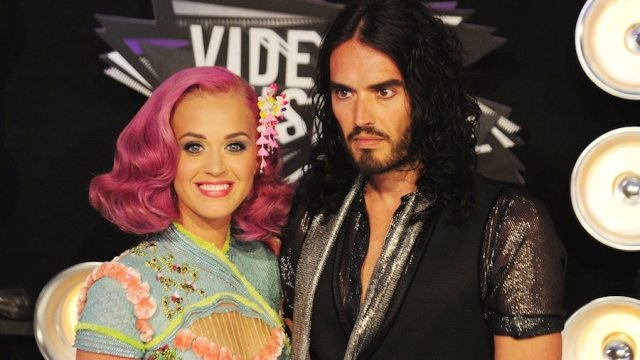 Katy Perry's boyfriend husband