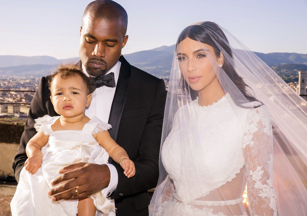 Kim and family