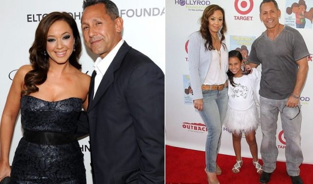 Leah Remini is Living Happily With Her Husband Angelo Pagan and  Children-Details About their