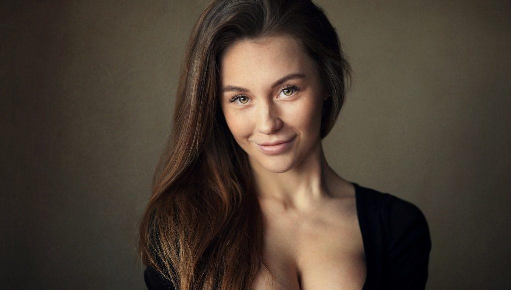 Model and Social media celebrity Olga Katysheva