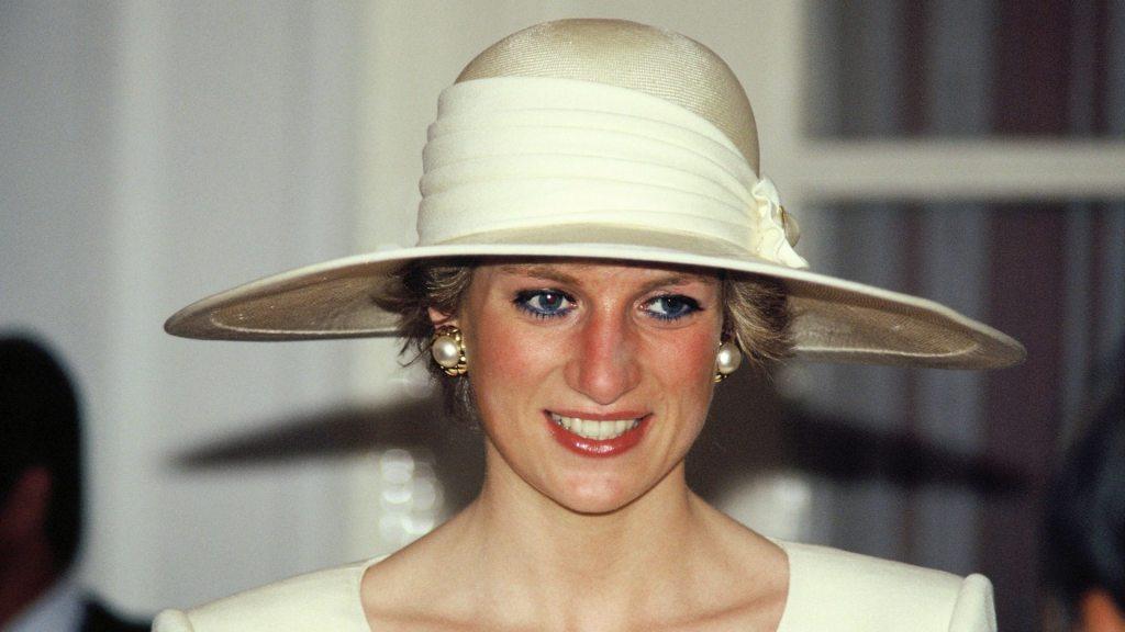 Princess Diana's height 2