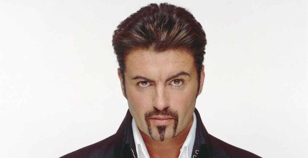 George Michael's height dp